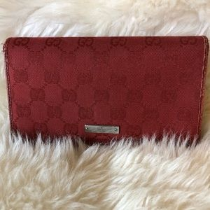 💯% Authentic Gucci Wallet!!🥰🥰